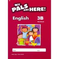 My Pals Are Here! English Workbook 3 - B