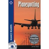 Planespotting + Cd (Nuance Readers Level – 1) - James Bean