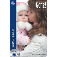 Gone + 2CD (Nuance Readers Level – 3)