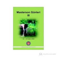 Masterson Günleri 3 - Masterson's Days 3
