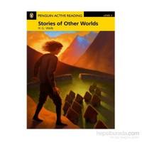 Plar2:Stories Of Other Worlds Bk/Cd Rom Pk-H. G. Wells