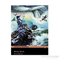 PLPR2:Moby Dick Book & MP3 Pack