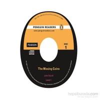 PLPR1:Missing Coins Bk/CD Pack