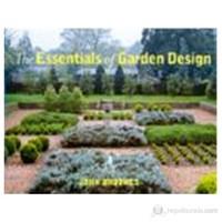 The Essentials Of Garden Design (Ciltli)