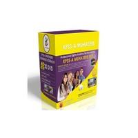 KPSS A Muhasebe Görüntülü Eğitim Seti 30 DVD + Rehberlik Kitabı
