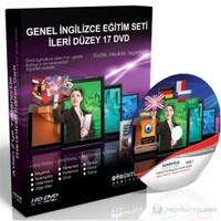 Genel İngilizce Görüntülü Eğitim Seti İleri Düzey 17 DVD