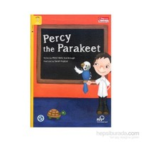 Percy The Parakeet +Downloadable Audio (Compass Readers 3) A1