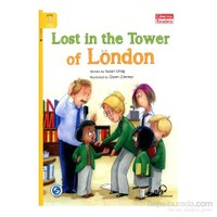 Lost İn The Tower Of London +Downloadable Audio (Compass Readers 3) A1