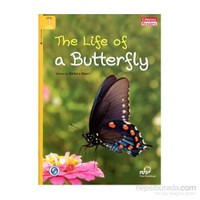 The Life Of A Butterfly +Downloadable Audio (Compass Readers 3) A1-Barbara Alpert