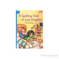 A Spelling Star İn Los Angeles +Downloadable Audio (Compass Readers 5) A2
