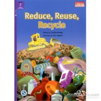 Reduce, Reuse, Recycle +Downloadable Audio (Compass Readers 7) B2
