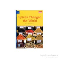 Spices Changed The World +Downloadable Audio (Compass Readers 6) B1-Veda Boyd Jones