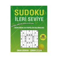 Sudoku İleri Seviye 1