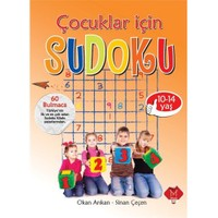 Çocuklar için Sudoku 10 - 14 yaş