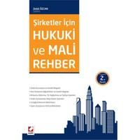 Şirketler İçin Hukuki Ve Mali Rehber