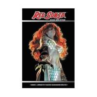 Red Sonja Kılıçlı Dişi Şeytan (Siyah Kapak)