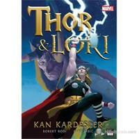 Thor & Loki – Kan Kardeşler - Robert Rodi
