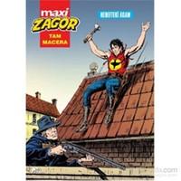 Zagor Maxi 02 - Hedefteki Adam-Moreno Burattini