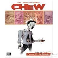 Chew – Bölüm 1 – Lezzetçilerin Tercihi
