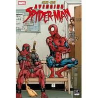 Avenging Spiderman 4 - Zeb Wells