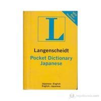 Langenscheidt Pocket Dictionary Japanese