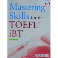 Mastering Skills For The Toefl Ibt Writing Book + Mp3 Cd (2Nd Edition)-Patrick Yancey