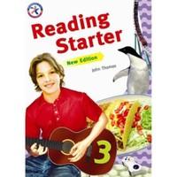 Reading Starter 3 + Cd