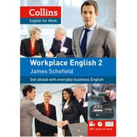 Collins Workplace English 2 With Cd & Dvd-James Schofield