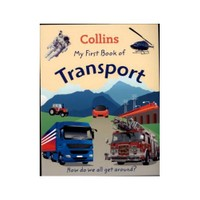 Collins My First Book Of Transport-Kolektif