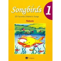 Songbirds 1 + Cd (nature)