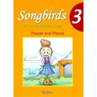 Songbirds 3 + Cd (people And Places)