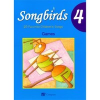 Songbirds 4 + Cd (games)