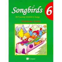 Songbirds 6 + Cd (chrıstmas Carols)
