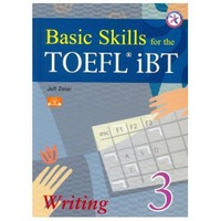 Basic Skills For The Toefl Ibt Writing 3 + Cd