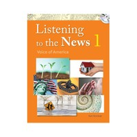 Listening To The News 1 With Dictation Book +Mp3 Cd-Karl Nordvall