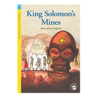 King Solomon's Mines +MP3 CD (Level 3- Classic Readers)