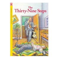The Thirty-Nine Steps +MP3 CD (Level 4 -Classic Readers)