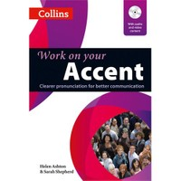 Collins Work On Your Accent +Dvd-Helen Ashton