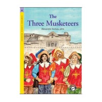 The Three Musketeers +MP3 CD (Level 6 -Classic Readers)