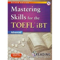 Mastering Skills for the TOEFL iBT Reading Book + MP3 CD (2nd Edition)