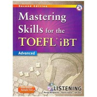 Mastering Skills For The Toefl Ibt Listening Book + MP3 Cd (2ND Edition)