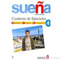 Sueña 4 C1 Cuaderno de Ejercicios (İspanyolca ileri Seviye Çalışma Kitabı)