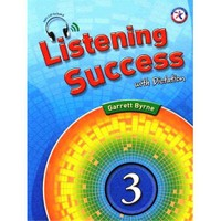 Listening Success 3 with Dictation +MP3 CD