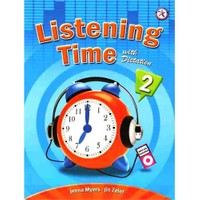 Listening Time 2 with Dictation +MP3 CD