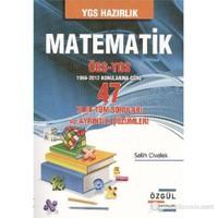 Özgül 47 Yılın YGS Matematik Soruları ve Ayrıntılı Çözümleri