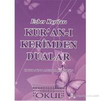Kur'an-ı Kerimden Dualar - Ezber Kartları