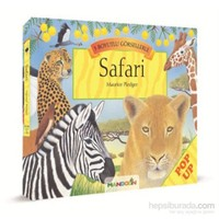 3d Safari Pop Up