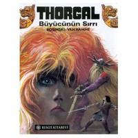 Thorgal - Büyücünün Sırrı-Jean Van Hamme