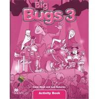 Macmillan Big Bugs 3 Activity Book