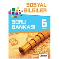 Tudem Yayınları 6.Sınıf Sosyal Bilgiler Soru Bankası